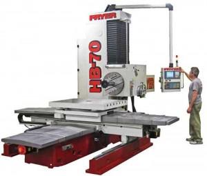 Fryer HB-70 CNC Horizontal Boring Mill