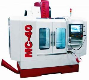 Fryer MC-40 Vertical Machining Center-VMC