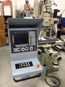 Moore CNC Jig Grinder New Console