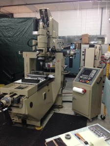 Moore Model G48 CNC Jig Grinder with fagor 8055 CNC Control Remanufactured by 2SQ Industrial Supply, Inc.